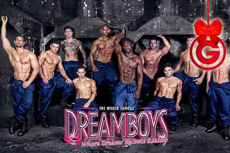 The Dreamboys - One ticket to the Dreamboys live show with buffet and cocktail - Save 42%