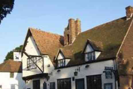 The Dog Inn - Grade II listed Kent break for two in Kent - Save 65%