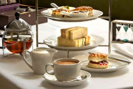 London Hilton Green Park - Afternoon Tea for Two - Save 29%