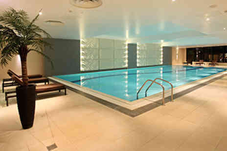 Esprit Fitness and Spa - Spa Treat with Champagne Afternoon Tea for Two - Save 27%