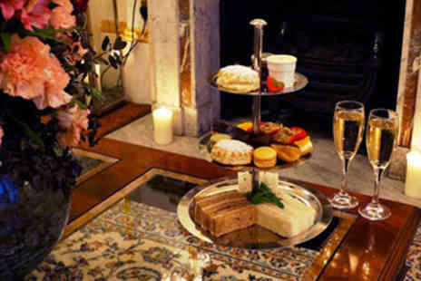 Colonnade Hotel - Champagne Afternoon Tea for Two  - Save 45%