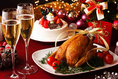 The Colonnade Hotel - Three Course Christmas Dinner  - Save 48%