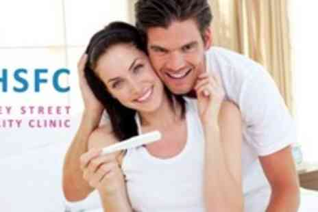 Harley Street Fertility Clinic - Female Fertility Testing Package - Save 67%