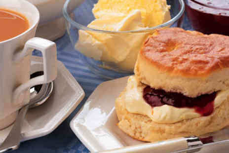 The Plough and Harrow Hotel -  Afternoon Tea for Two  - Save 20%