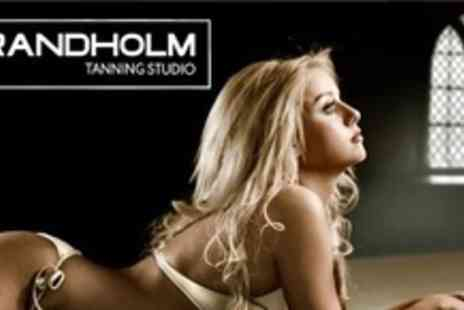 Grandholm Hair Studio - Two Full Body Spray Tan Sessions - Save 70%
