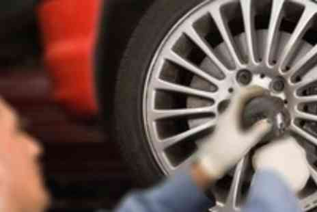 Bestfit Garage - Refurbishment service for four alloy wheels - Save 71%