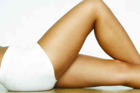 Kyms Laser & Beauty Clinic - A choice of Six Laser IPL small or Three medium areas - Save 75%