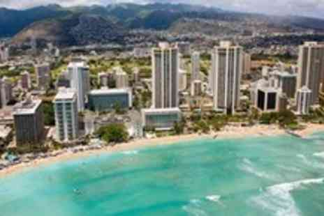 Bargain USA Holidays - Nine Night Stay For Two With Flights and Transfers in Hawaii - Save 58%