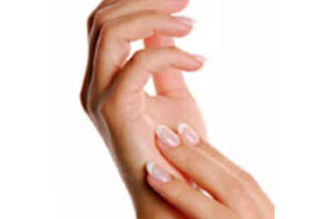 Feel Salon - Hand massage Plus mask Treatment with manicure - Save 64%