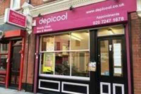 Depicool - Gold Facial Special - Save 77%