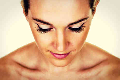 Chic Touch Hair and Beauty - Individual  Eyelash Extensions - Save 54%
