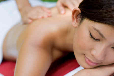 Leighton House Hair & Beauty - Back, Neck and Shoulder Massage - Save 60%