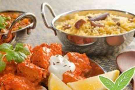 Mint Leaf - Two Course Indian Meal For Four With Sides and Coffee - Save 60%