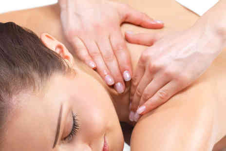 DermaSkins - Neck, Shoulder and Back Massage - Save 56%