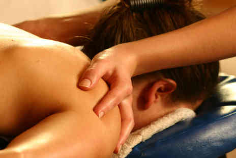West Of River Massage - Aromatic Oil Male Relaxation Massage - Save 60%