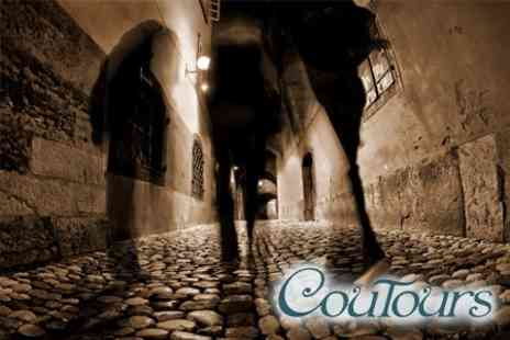 Coutours - Two Hour Tour of Shoreditch and East End for £10 - Save 67%