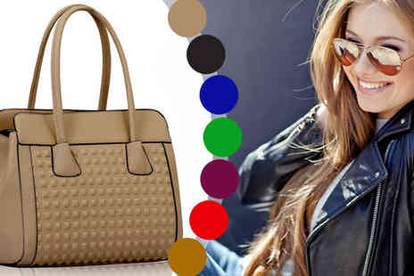 Pahal Trend - Ladies Tote Bag in a Choice of Colours - Save 54%