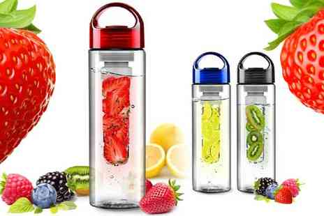 Stylematch Online - Fruit Infuser Water Bottle - Save 50%