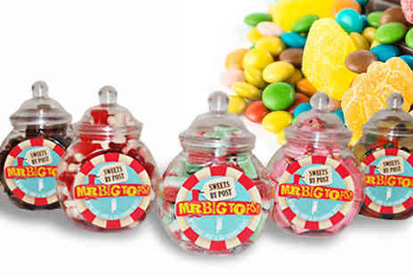 Mrbigtops - Victorian Sweet Jar Set - Save 40%