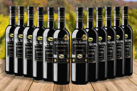GLOBAL DEALS RIOJA PREMIUM  - 12 Bottles of Multi Award Winning Grand Reserve Cellar Wines - Save 60%