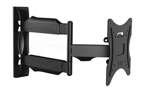 Plus Bee - TV Tilt And Swivel Wall Bracket - Save 0%