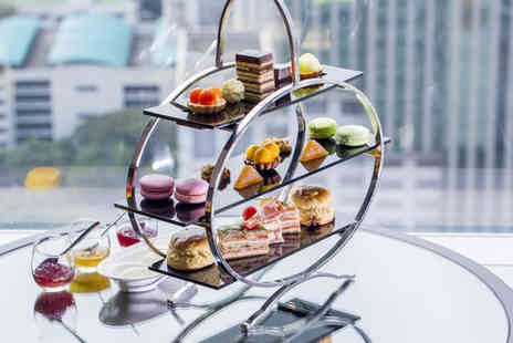 Thistle Hotel - Afternoon tea for two  including Prosecco - Save 50%