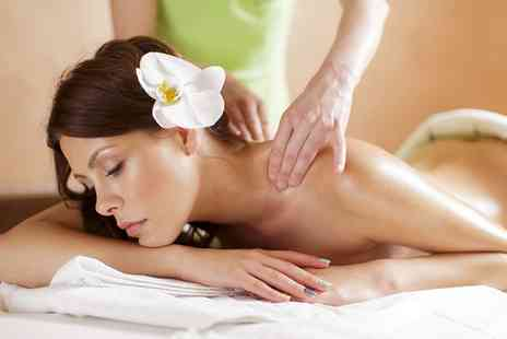 The Ocean Rooms - Spa Access with Two Elemis Treatments and Optional Afternoon Tea - Save 63%