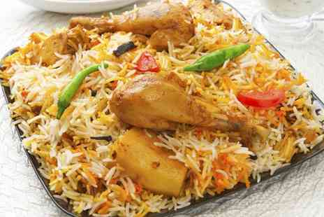 The Spice Centre - Two Course Indian Meal for Two - Save 46%
