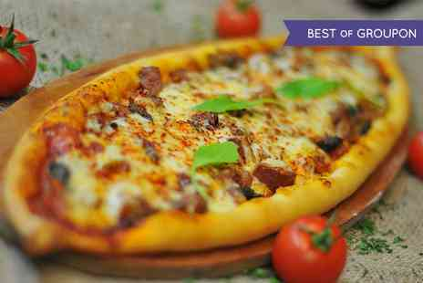 Reina Turkish Restaurant - Pide or Pasta with Wine for Two - Save 51%