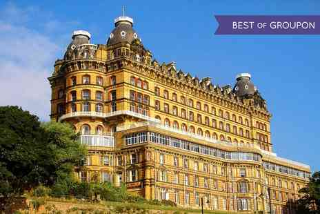 Britannia Grand Hotel Scarborough - One or Two Nights stay For 2 to 4 With Dinner; With Option For SEA LIFE Tickets - Save 0%