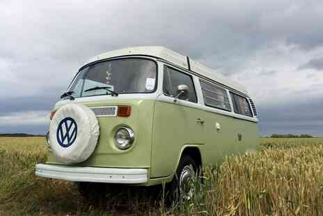 Sweet Campers - Three Night Luxury VW Camper Van Hire for Up to Four  - Save 47%