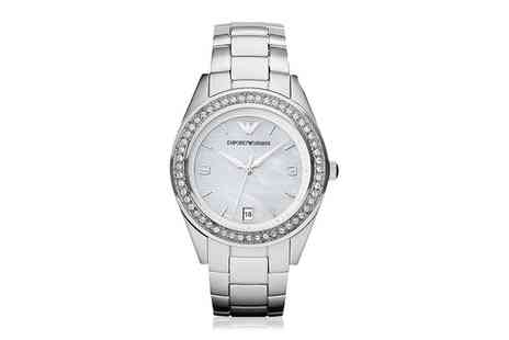 Outlet Perfumes - Emporio Armani Watch With Free Delivery - Save 55%