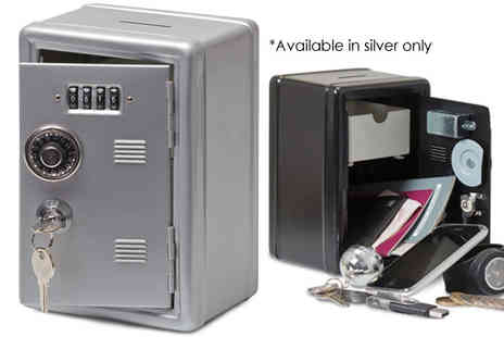Shop Monk - Metal Combination Safe - Save 57%