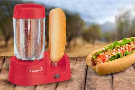 Bestbuys4u - Tasty American Hot Dog Machine - Save 35%