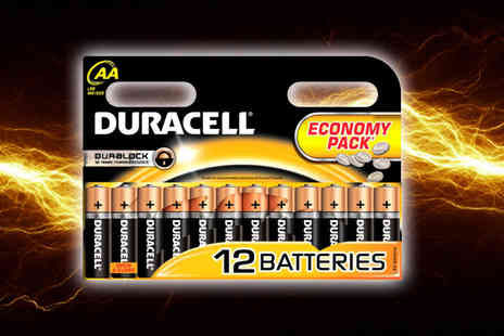 Battery Warehouse - Duracell AA Battery Packs - Save 61%