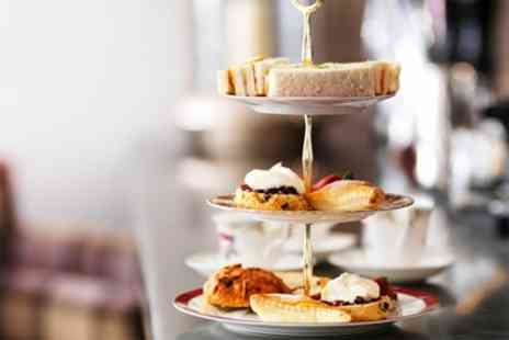 Gellifawr Country Hotel - Afternoon Tea including Bubbly for Two - Save 32%