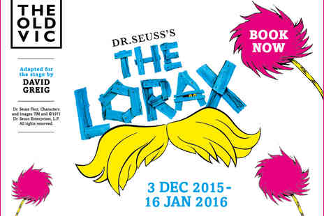 Ingresso - Dr. Seuss's The Lorax Tickets - Save 0%