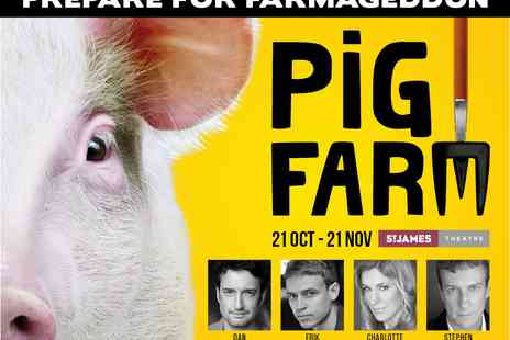 Ingresso - Pig Farm Tickets - Save 32%
