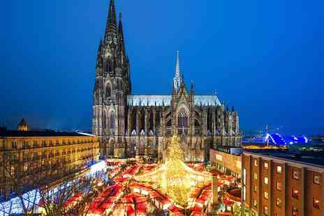 Coach Innovations - Cologne Christmas market trip including return coach travel   - Save 40%