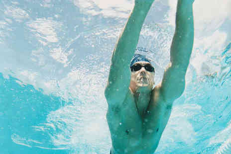 MoveGB - Ten Swim Passes - Save 82%