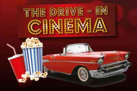 The Drive In Cinema - Entry for Car with up to Five   - Save 50%