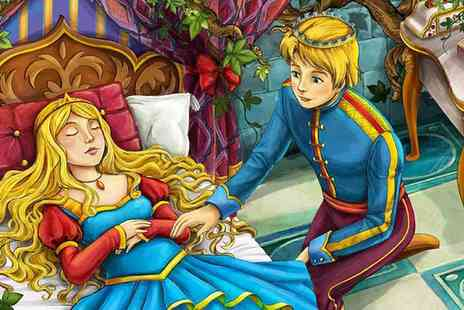 Looking Glass Theatre - Entry to Sleeping Beauty Pantomime for One or Family of Four - Save 50%
