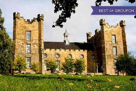 Lumley Castle Hotel - One Night stay For Two With Elizabethan Banquet Experience and Breakfast  - Save 0%