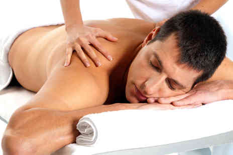 London Holistic Centre - Healing 60 Minute Deep Tissue Massage - Save 55%