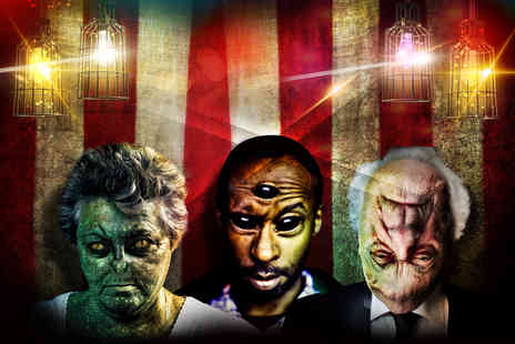 The London Bridge Experience - Entry to Phobophobia Live at the London Bridge Experience  - Save 21%
