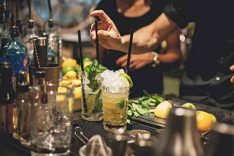 Maori Bar - Cocktail Making Masterclass for two  - Save 0%
