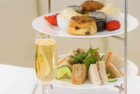 47 King Street West - Lavish Champagne Afternoon Tea for Two - Save 37%