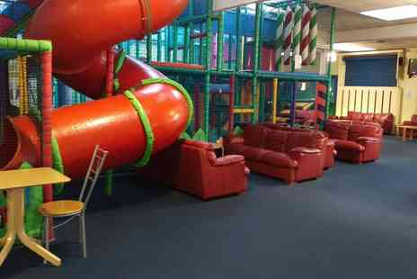 Jumpys - Six Week Soft Play Pass for Up to Three Children  - Save 87%