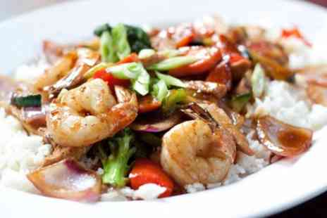Sonnys Street Food - Two Course Thai Meal with Tea or Coffee for Up to Four  - Save 37%