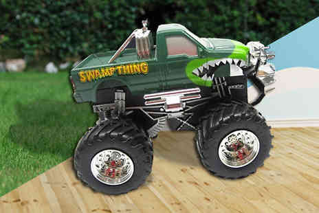Sto Racing - RC Swamp Thing Monster Truck - Save 67%